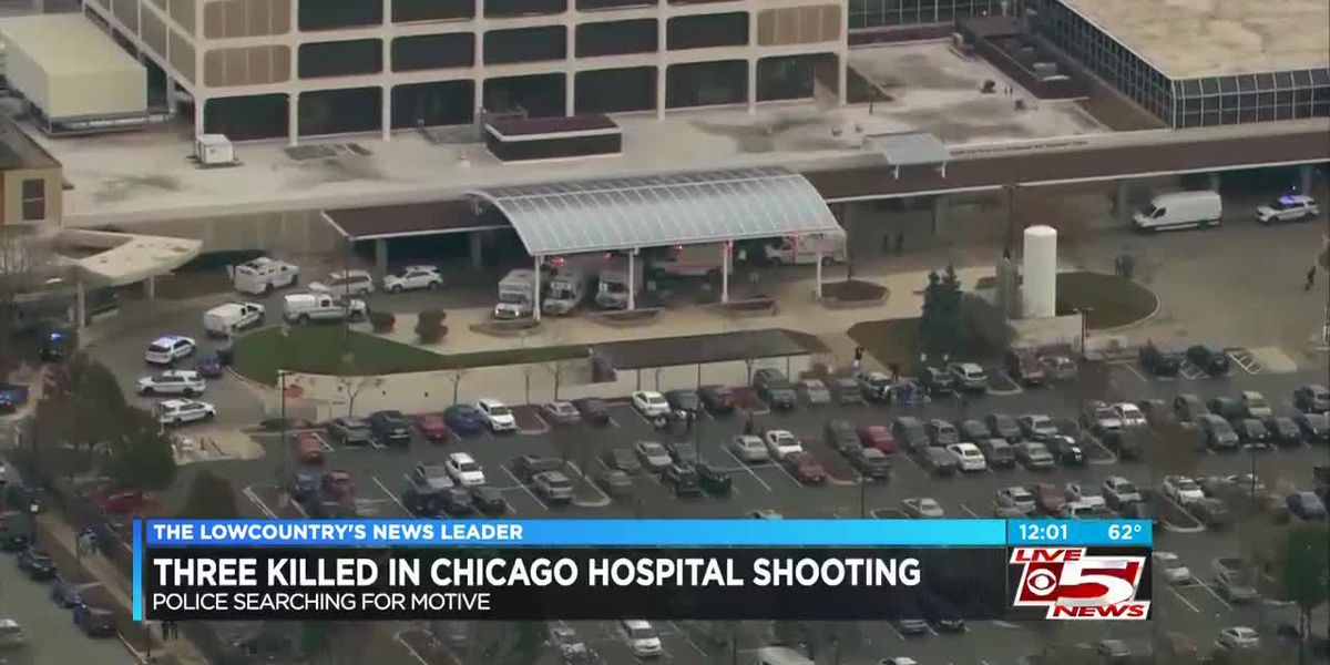 VIDEO: 3 killed in Chicago hospital shooting