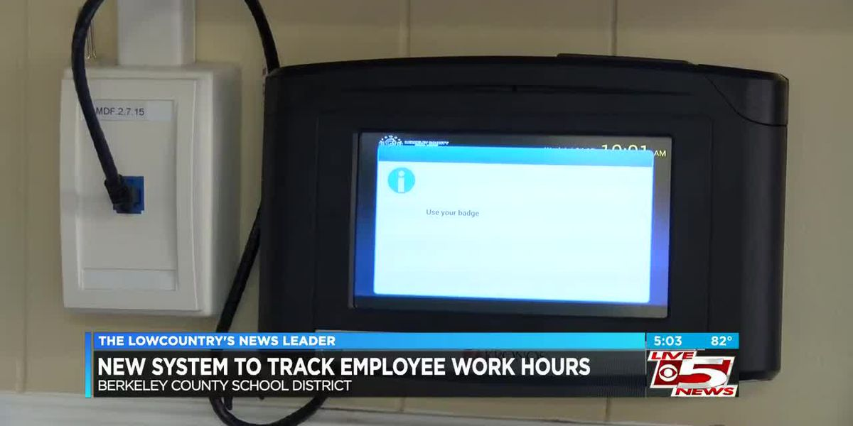 VIDEO: BCSD introduces new system to track employee work hours