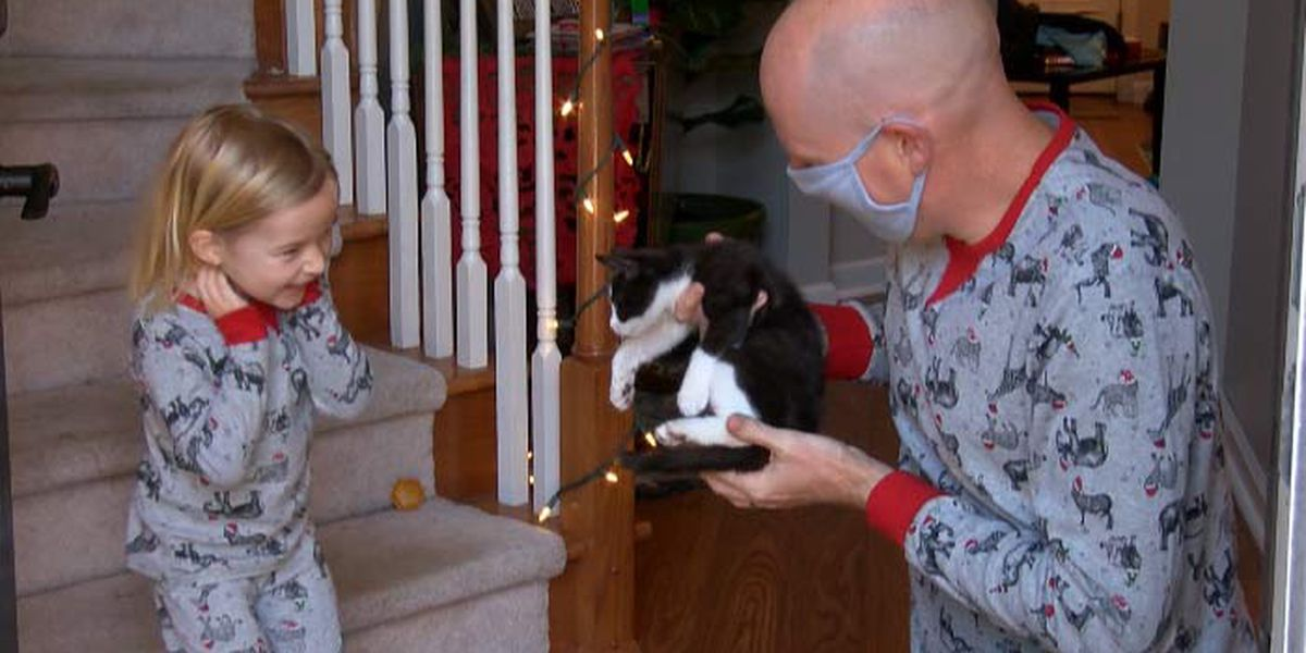 Charleston Animal Society surprises families with new furry family members