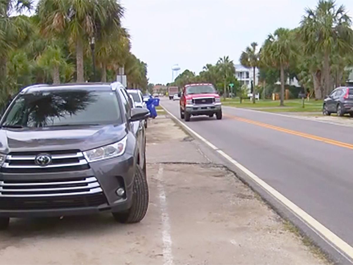 Beach parking law pushed by S.C. Senate panel
