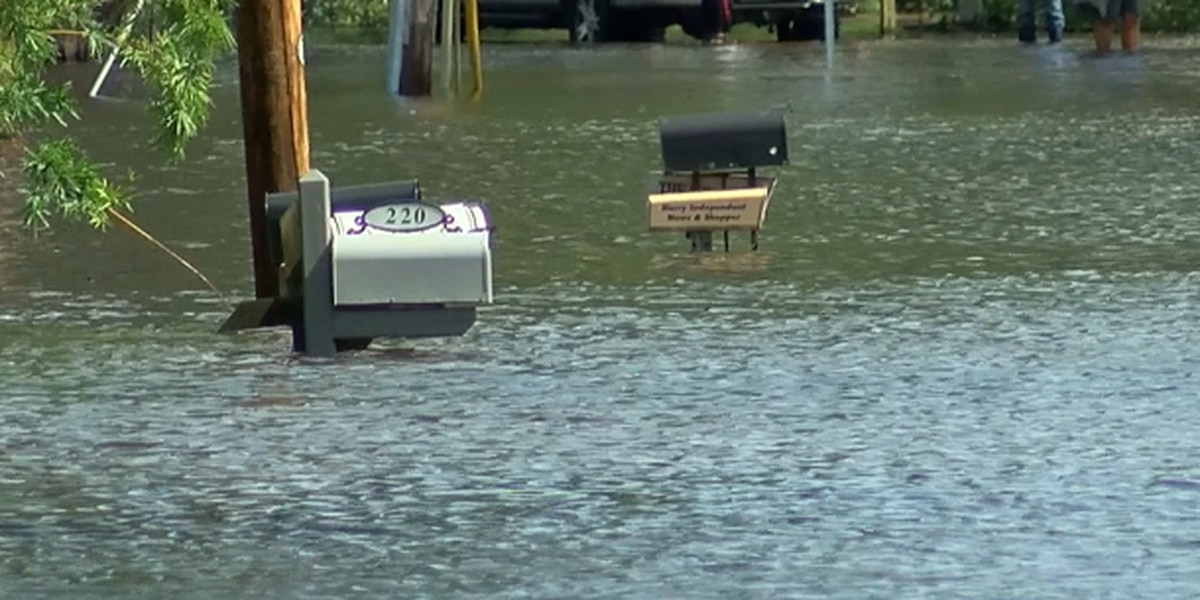 Hurricane Florence damage cost about half of initial estimates