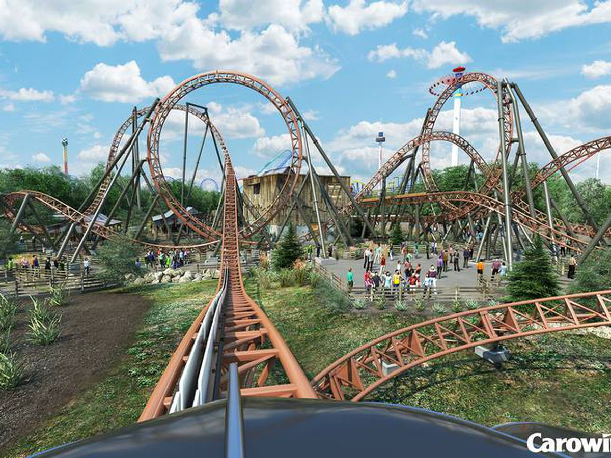Carowinds reopening for 'Welcome Back Weekend' in May