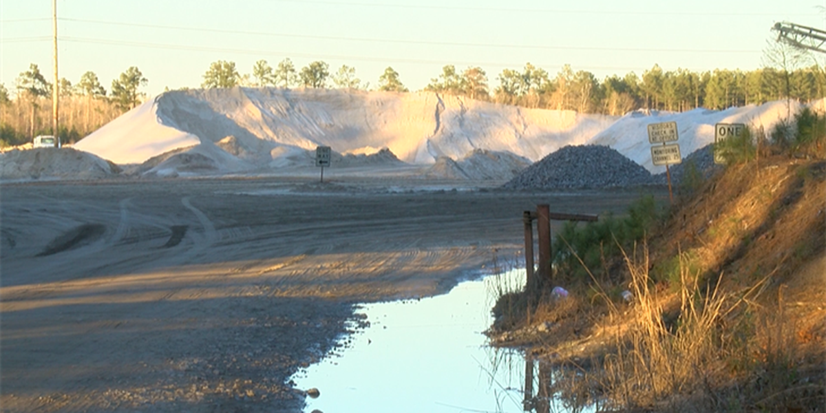 Construction company sues Dorchester County over denial for proposed sand mine site