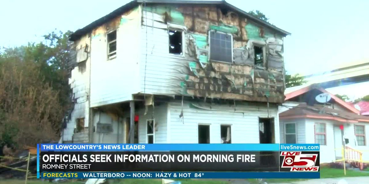 VIDEO: Officials seeking information on fire