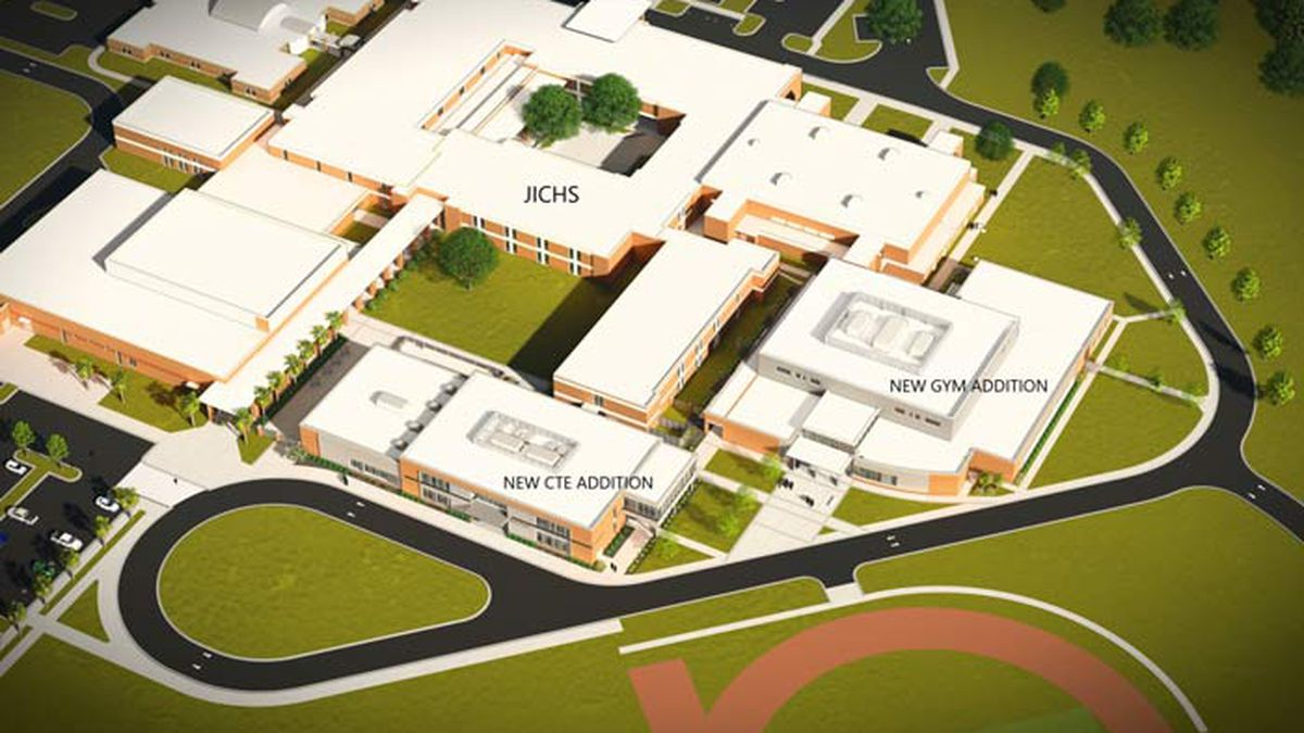 James Island Charter High Projects total $27 million investment