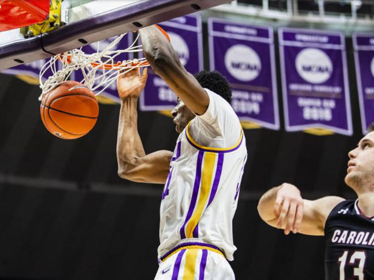 South Carolina Drops Road Contest at LSU, 89-67