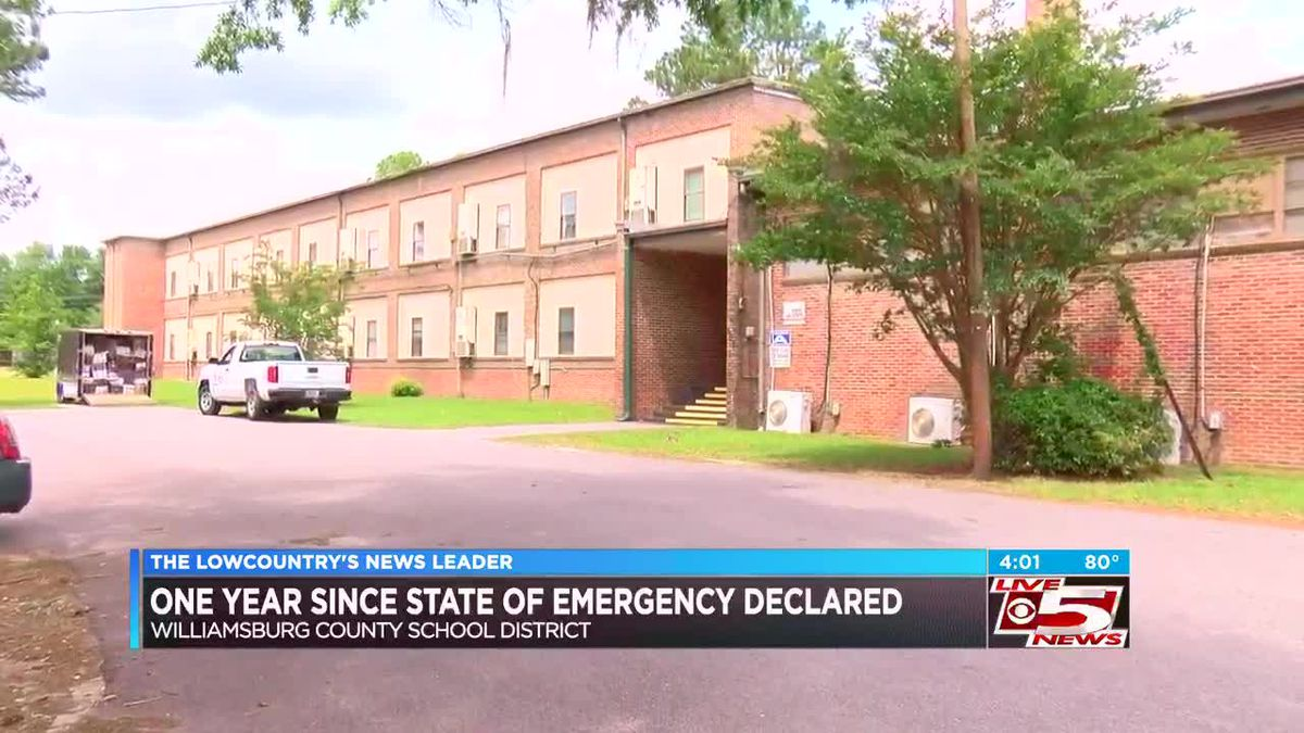 VIDEO: Williamsburg Co. School District Makes Major