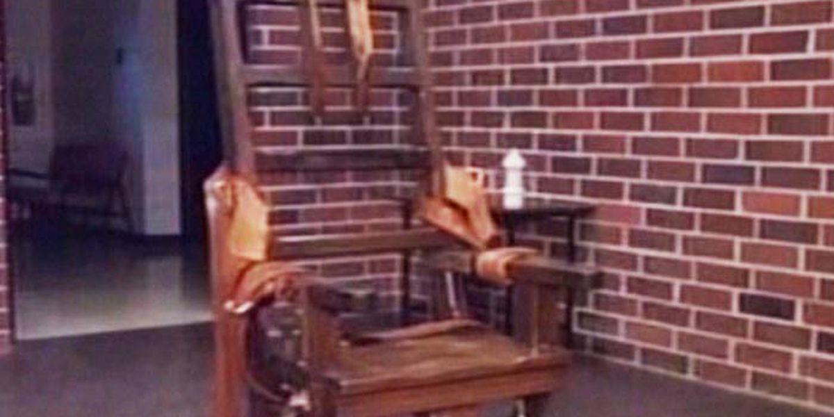 SC Senate passes bill to make electric chair default execution method