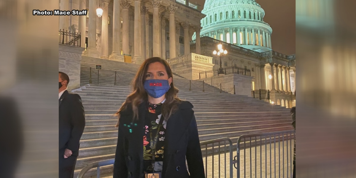 Nancy Mace talks transition, new hires and orientation on Capitol Hill