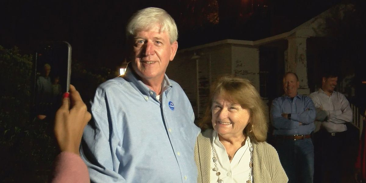 Ricky Waring claims victory in Summerville mayoral race