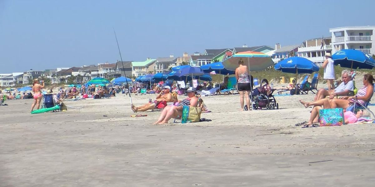 IOP committee to discuss beach parking fee Tuesday night